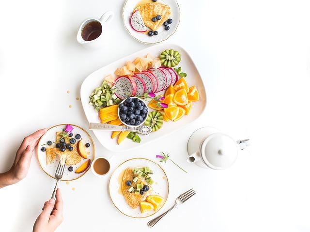 תזונה מותאמת לפה בריא