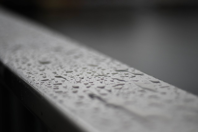 איטום קירות לפני הגשמים